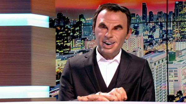 Vos avis et commentaires sur Nikos Aliagas animateur des guignols de Canal +