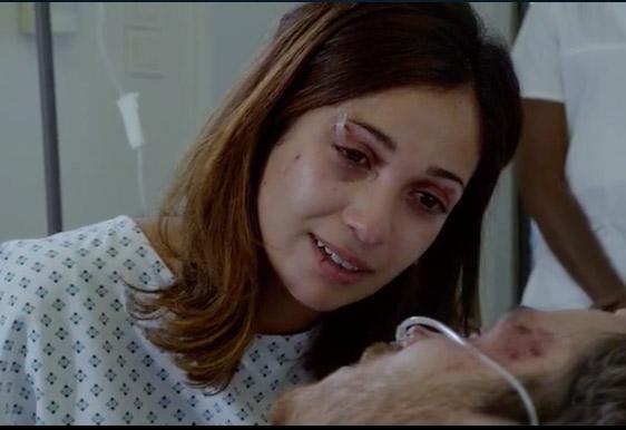 Andrea la patiente de Leonnie dans Nina saison 2 épisode 1