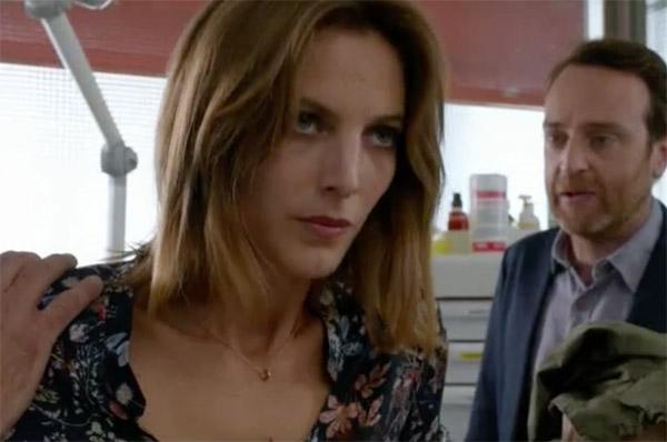 Elodie Varlet dans Nina saison 2 épisode 3