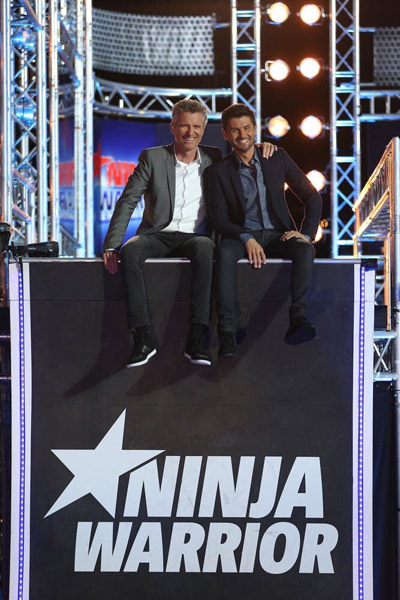 Ninja Warrior 2017 de retour sur TF1 ? / Photo twitter