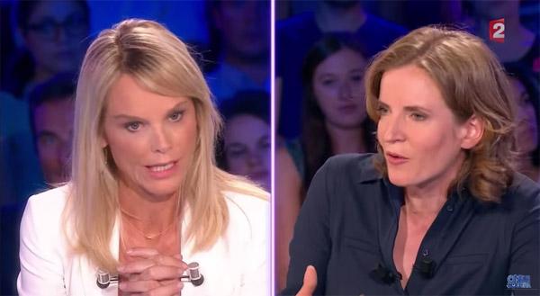 NKM vs Vanessa Burggraf dans ONPC c'était tendu !