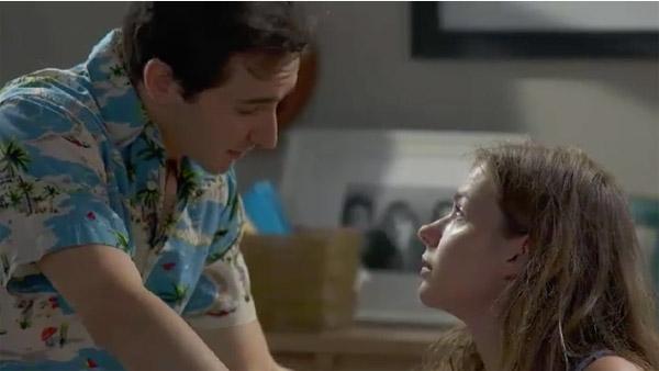 Jonas et Oceane la relation difficile ...