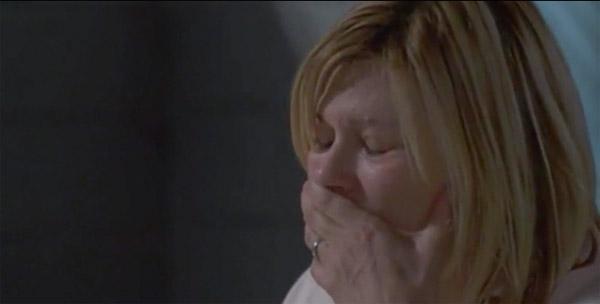 Claire Mougin sous le choc de la mort annoncée d'Arnaud son mari