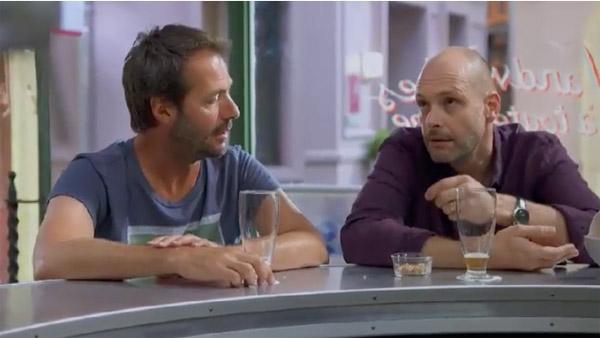 Discussion entre amis Guillaume et Franck ... et révélation.
