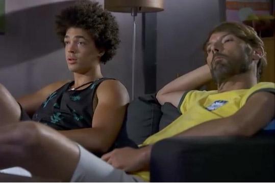 Baptiste se moque de Thomas qui pense le meilleur de Gabriel #PBLV