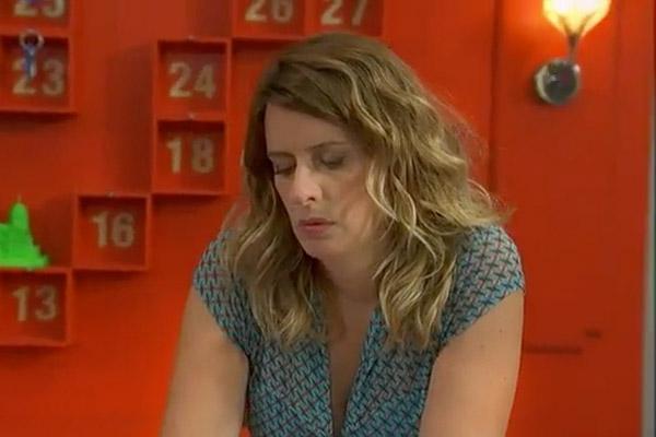 Luna inquiète sur le sort de Sacha : elle se confie à Patrick Nebout le commissaire de police