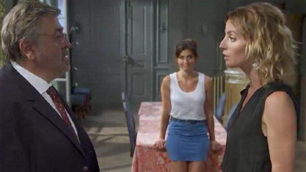 Rochat et Coralie le duo propriétaire/locataire pour la coloc !
