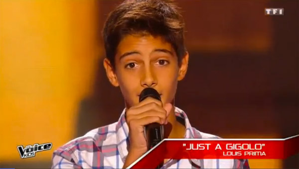 Rodrigue a été éliminé The Voice Kids 3