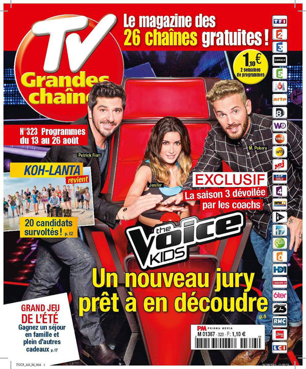The Voice Kids 2016 en promotion c'est parti !
