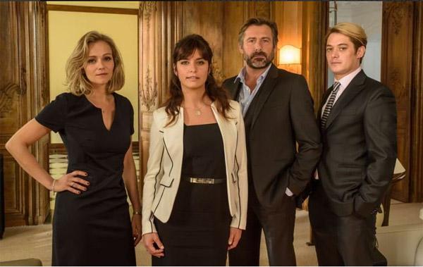 Vos commentaires sur La saga La vengeance aux yeux clairs de TF1