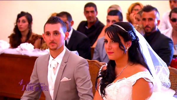 Vos avis et commentaires sur le mariage d'Emilie et Alexandre de #4MP1LDM