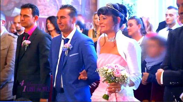 Vos avis et commentaires sur Vanessa et Carl dans 4 mariages pour 1 lune de miel sur TF1