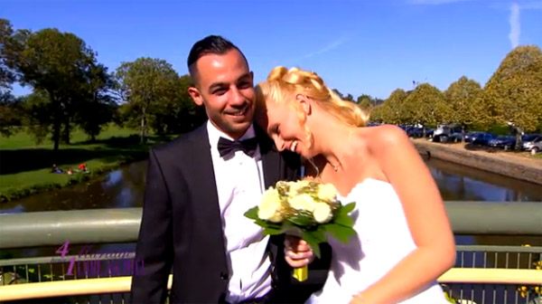 Avis et commentaires sur le mariage d'Esther et Salah dans 4 mariages pour 1 lune de miel