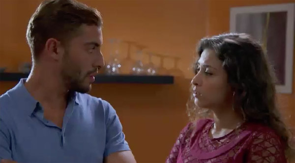 Abdel et Vanessa pas vraiment sur les mêmes choix pour régler l'affaire