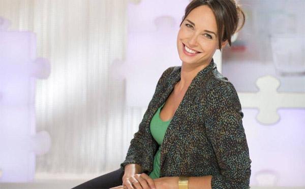 Julia Vignali en duo avec Laurent Mariotte dans #Week End sur TF1 / Photo France 5 les maternelles
