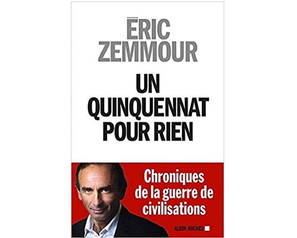 Eric Zemmour la polémique de la rentrée 2016