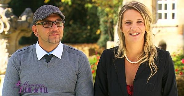 Anne Sophie Et Fabrice que pensez-vous du mariage vu sur TF1 dans 4 mariages ? / Photo TF1