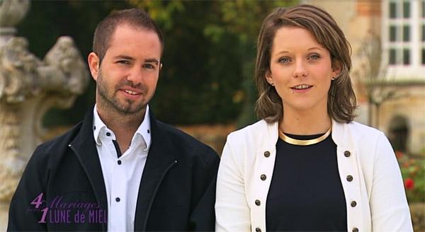Les avis et commentaires sur le mariage d'Aurélia et Jonathan dans 4 mariages sur TF1 #4MP1LDM / Photo TF1