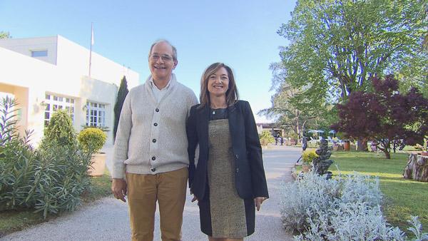 Vos avis et commentaires sur Isa et Jean Claude de Bienvenue à l'hôtel  / Photo TF1