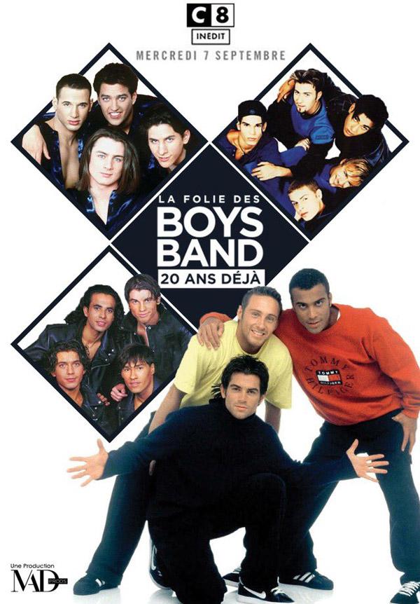 Avis sur les Boys Band de C8 le 7 septembre 2016