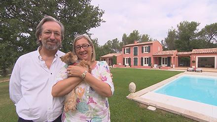 Critiques et commentaires sur les chambres d'hôtes Edith et Gilles dans Bienvenue chez nous / Photo TF1