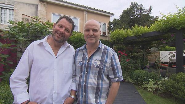 Avis et adresse maison d'hôtes de Patrice et Dominique de Bienvenue chez nous / Photo TF1