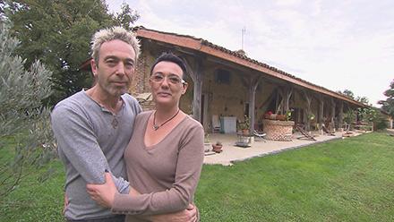 Avis sur les chambres d'hôtes Marc et Sophie dans Bienvenue chez nous / Photo TF1