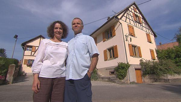 Avis et adresse maison d'hôtes de Sandrine et Claude de Bienvenue chez nous / Crédit photo : TF1