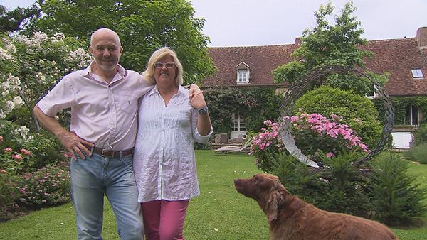 Avis et adresse maison d'hôtes de Nadine et Jean Luc de Bienvenue chez nous / Crédit photo : TF1