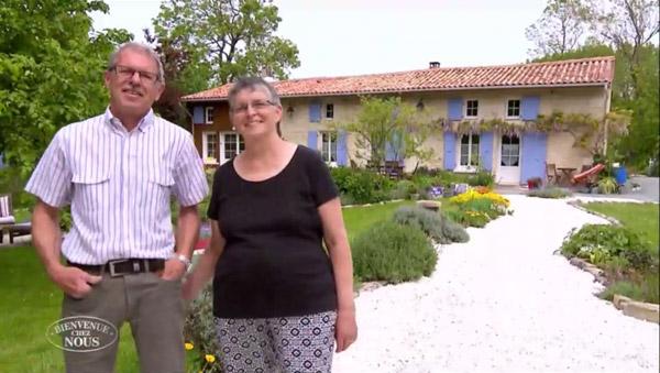 Vos avis et commentaires sur Chantal et Christian dans Bienvenue chez nous