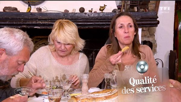 Avis et commentaires sur Lucile et Sandrine de Bienvenue chez nous