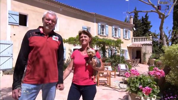 Avis et commentaires sur Sylvie et Pierre de Bienvenue chez nous