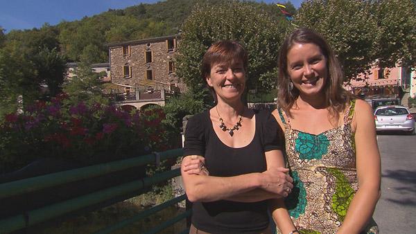 Avis sur les chambres d'hôtes d'Ophélie et Catherine dans le Gard : une belle auberge / Crédit photo TF1