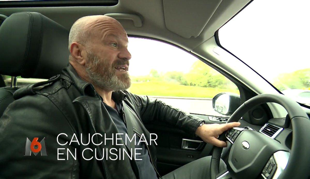 Philippe Etchebest en inédit avec Cauchemat en cuisine à Pfastatt