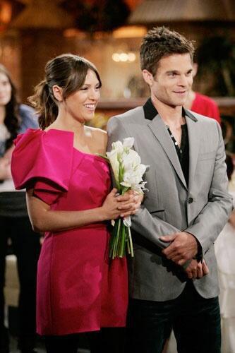 Le mariage de Kevin et Chloé pour simplifier les choses / Photo CBS