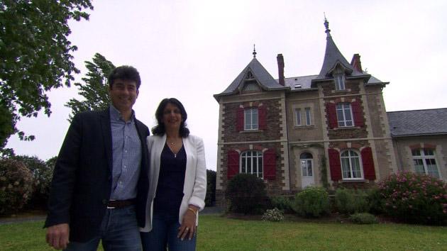 Avis et commentaires sur Claudia et Denis de Bienvenue chez nous  avec leur adresse / Photo TF1