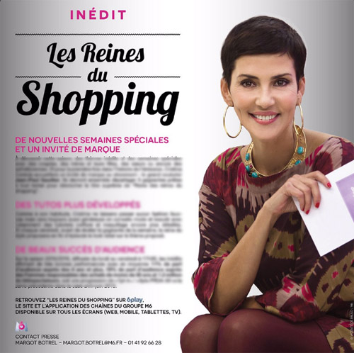 Les reines du shopping se modernisent !