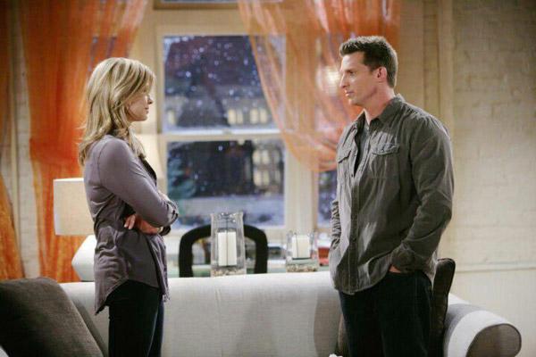 Dylan et Avery vont-ils réussir à rester ensemble ? / Photo CBS