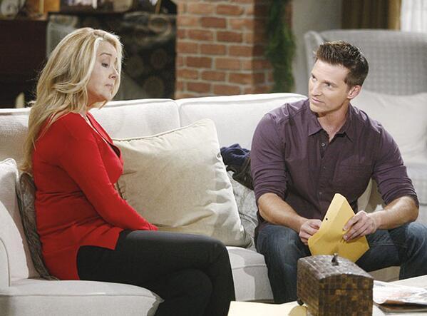 Dylan et Nikki une vraie relation mère-fils bientôt ?  / Photo CBS