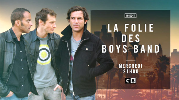 Franck Delay parle du doc La folie des boys band