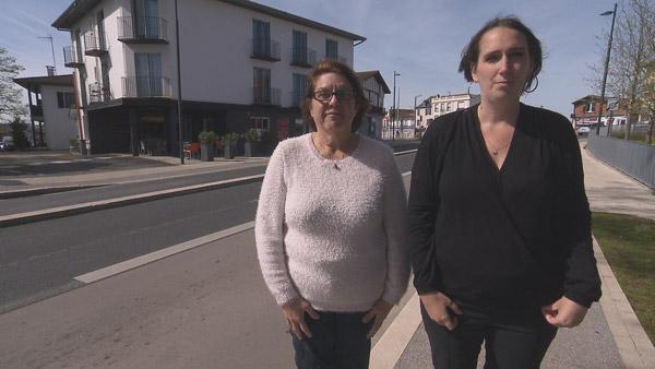 Avis et commentaires sur l'hôtel de Françoise et Sandy dans Bienvenue à l'hôtel / Photo TF1