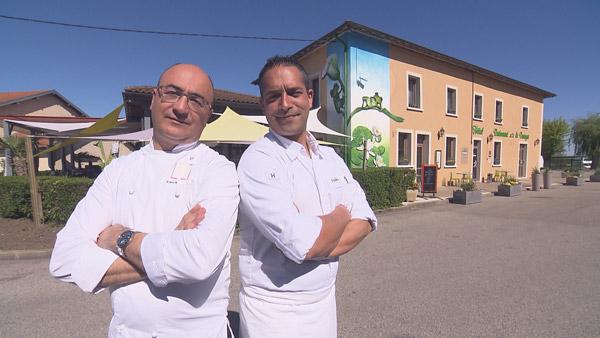 Vos avis sur l'hôtel de Franck et Frederic de Bienvenue à l'hôtel sur TF1