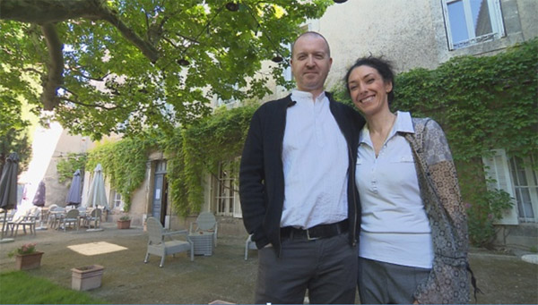 Avis et commentaires sur la maison d'hôtes de Frederic et Annie de Bienvenue chez nous / Photo TF1