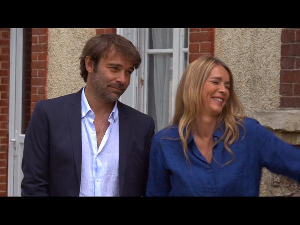 Hélène et Nicolas toujours ensemble...mais Peter bientôt le retour !