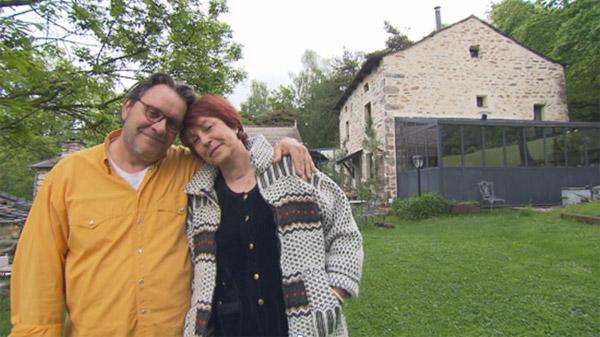 Vos avis et commentaires sur la maison d'hôtes d'Isabelle et Claude de Bienvenue chez nous / Photo TF1