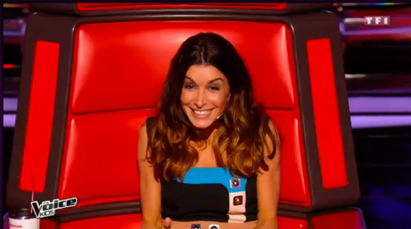 Jenifer dans The Voice