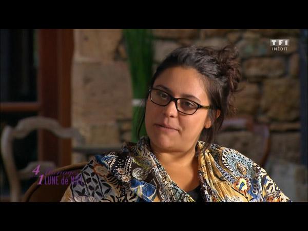 Les avis et commentaires sur le mariage de Julie dans 4 mariages de TF1