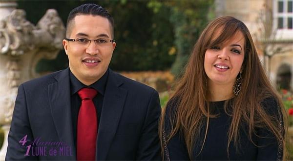Avis et commentaires sur le mariage de Kheira et Mehdi dans 4 mariages pour 1 lune de miel / Photo TF1