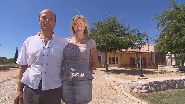 Avis sur la maison d'hôtes/ferme de Laetitia Et Patrick dans Bienvenue chez nous / Crédit photo TF1