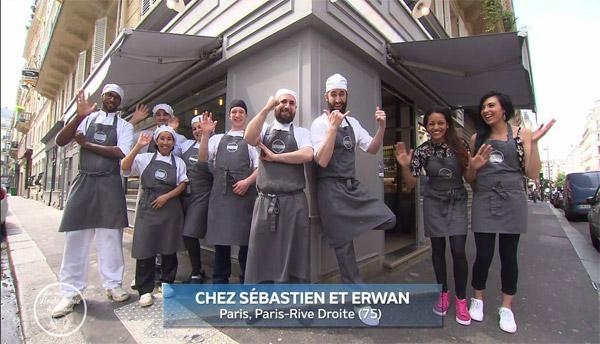 Sébastien et Erwan gagnants la meilleure boulangerie de France